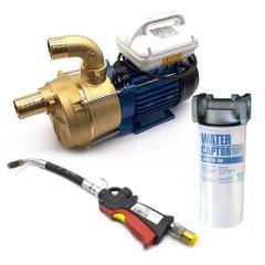 Pumpe, pištolji, ventili, filteri