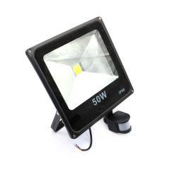 REFLEKTOR LED SA SENZOROM  50W 230V IP66, 3500 LUMENA, 6500 K