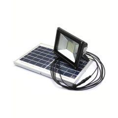REFLEKTOR LED 20W IP65 6000k SA SOLARNOM ĆELIJOM I DALJINSKIM UPRAVLJAČEM