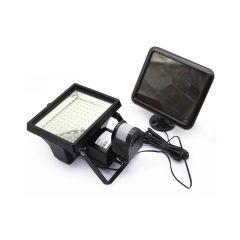 REFLEKTOR LED SA SOLARNOM ĆELIJOM I SENZOROM 120 LED