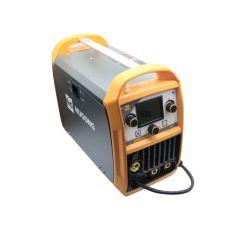 APARAT ZA ZAVARIVANJE INV/MIG(CO2)/REL I TIG 200 LCD 2R INVERTER TEKMASTER HUGONG komplet sa kablom