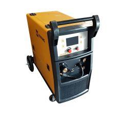APARAT ZA ZAVARIVANJE INVERTER MIG/STICK CO2 300 LCD MIG/REL HUGONG komplet sa kablom za masu