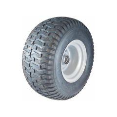 KOTAČ KOMPLET 18X8,50-8 PR.4 (6205 2RS) FI.25mm L-65 420X168 RIPNA MAX.350kg