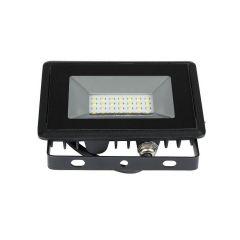 REFLEKTOR LED IP65 20W 6500K 1700LM CRNO KUĆIŠTE V-TAC