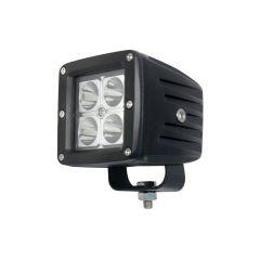LAMPA RADNA KVADRATNA LED 12W (4X3W) CREE LED, 9-32V, 1080 LUMENA, 6000K, IP68 ALU KUĆIŠTE , 76X76mm