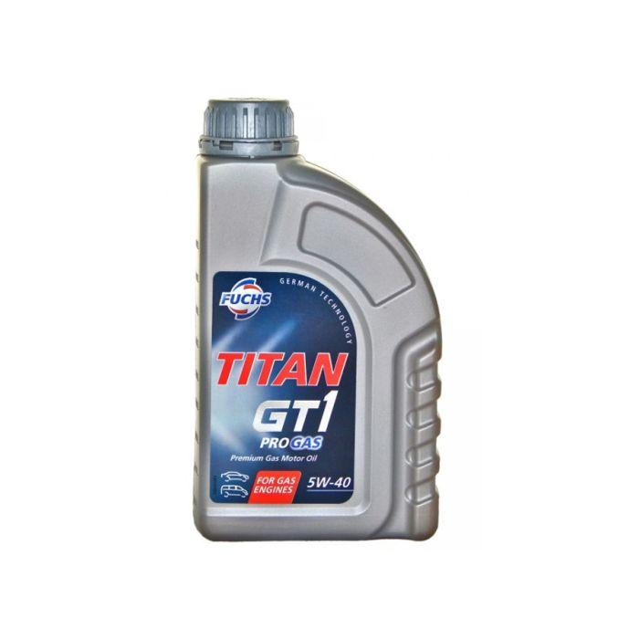 ULJE TITAN GT1 PRO GAS 5W40 1/1 FUCHS