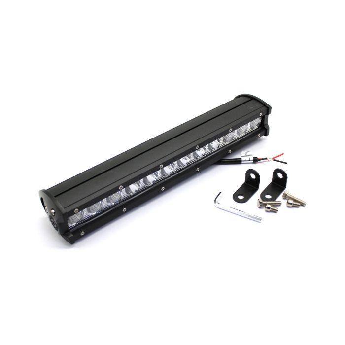 LAMPA OFF ROAD PANEL LED 60W (12X5W) SPOT 340mm 10-30V 6000K 4500lm IP67 10g