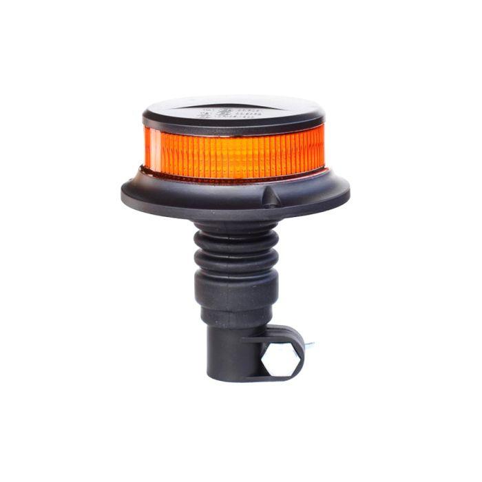 ROTIR LAMPA MONTAŽNA NA DRŽAČ 12V/24V 18LED 27W SAVITLJIVA NISKA ECE R65 -30°+50°C CERTIF.R65